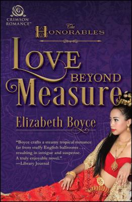 Cover for Love Beyond Measure (The Honorables #5)