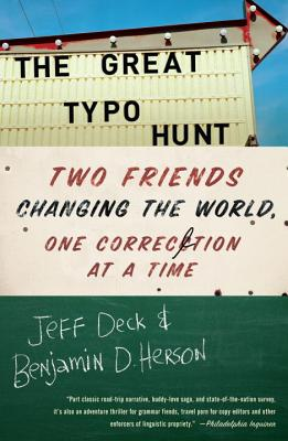 The Great Typo Hunt Cover