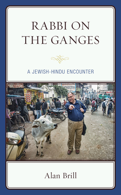 Cover for Rabbi on the Ganges