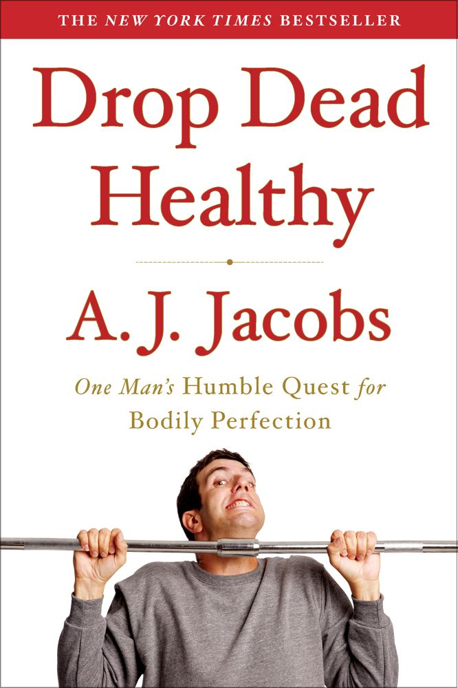 Drop Dead Healthy cover image