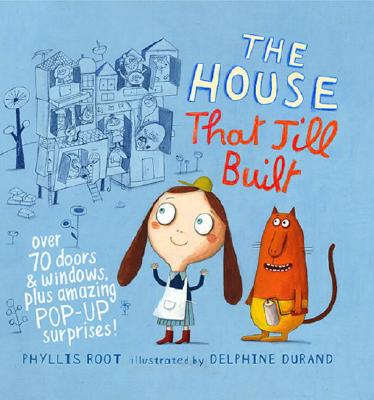 The House That Jill Built Cover