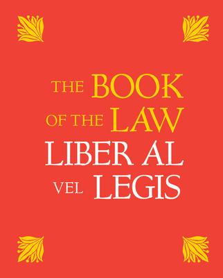 Book of the Law: Liber Al Vel Legis Cover Image