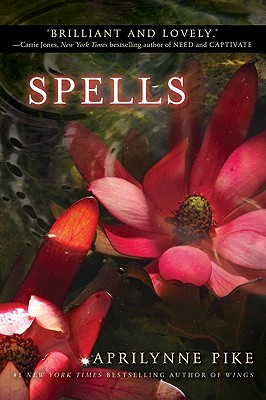 Cover for Spells (Wings #2)