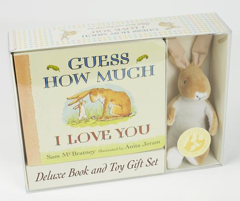 Guess How Much I Love You: Deluxe Book and Toy Gift Set Cover Image