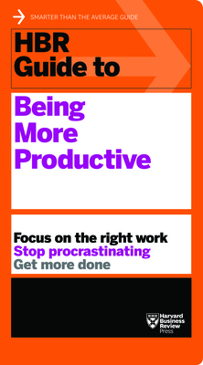 HBR Guide to Being More Productive Cover Image