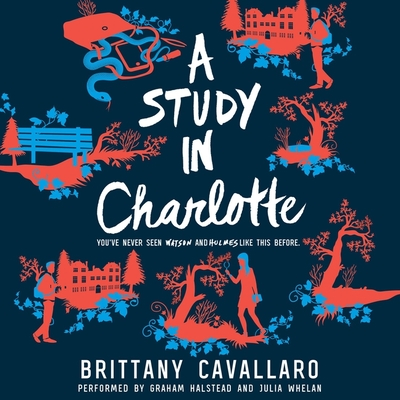 A Study in Charlotte (Charlotte Holmes Trilogy #1) Cover Image