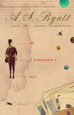 The Biographer's Tale Cover Image