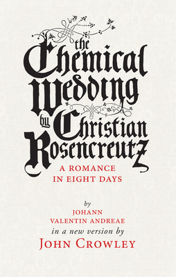 The Chemical Wedding by Christian Rosencreutz Cover