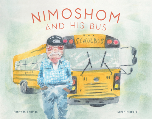 Cover for Nimoshom and His Bus