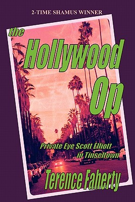 The Hollywood Op Cover