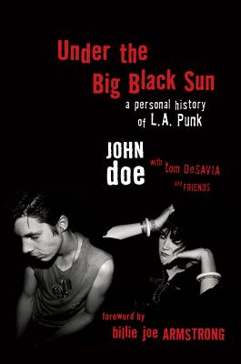Under the Big Black Sun: A Personal History of L.A. Punk Cover Image