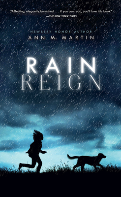 Cover for Rain Reign