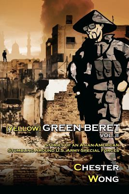 Yellow Green Beret, Volume II Cover