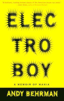 Electroboy Cover