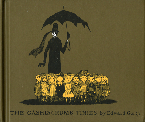 The Gashlycrumb Tinies Cover