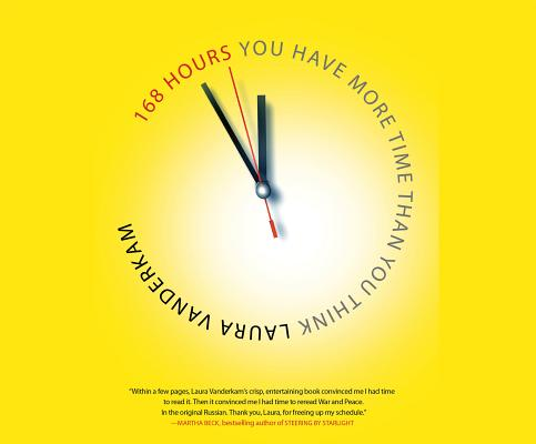 168 Hours: You Have More Time Than You Think Cover Image