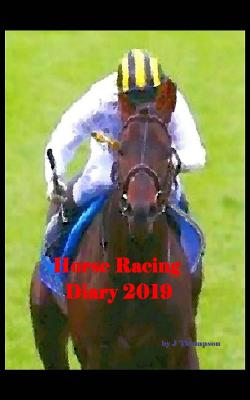 Horse Racing Diary 2019 Cover Image