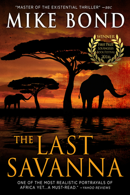 The Last Savanna Cover