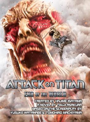Attack on Titan: End of the World cover image
