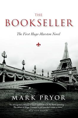 The Bookseller: The First Hugo Marston Novel Cover Image