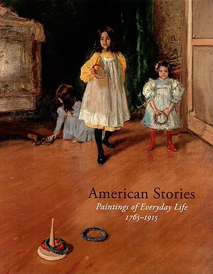 American Stories Cover