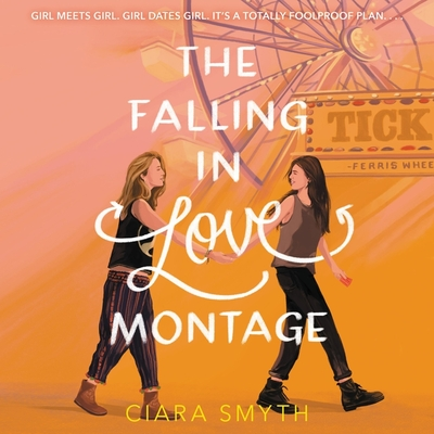 The Falling in Love Montage Lib/E Cover Image