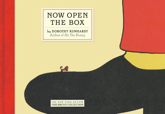 Now Open the Box Cover Image