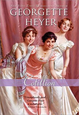 Cotillion (Regency Romances #12) Cover Image