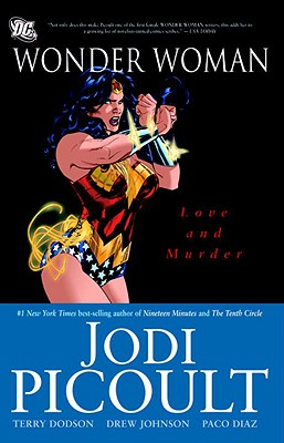 Wonder Woman: Love and Murder SC  cover image