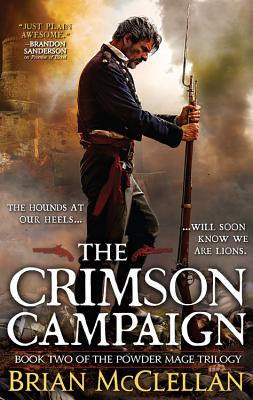 The Crimson Campaign Cover