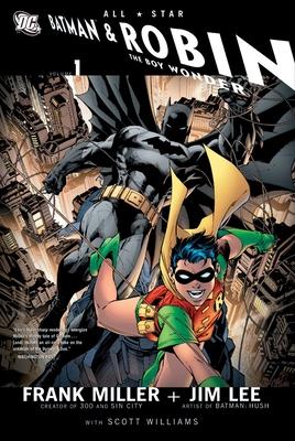 All-Star Batman & Robin, the Boy Wonder Cover