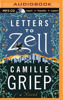 Cover for Letters to Zell
