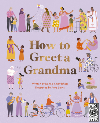 How to Greet a Grandma Cover Image
