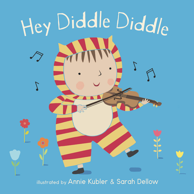 Hey Diddle Diddle (Baby Board Books) Cover Image