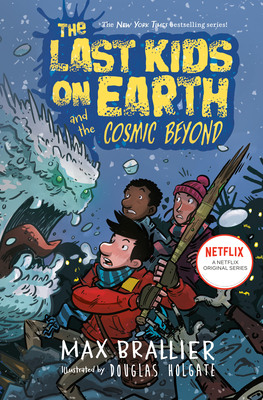 The Last Kids on Earth and the Cosmic Beyond Cover Image