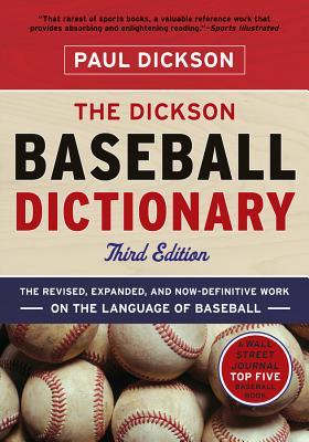 The Dickson Baseball Dictionary Cover Image