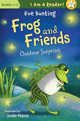 Outdoor Surprises (I Am a Reader!: Frog and Friends #5) Cover Image