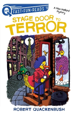 Cover for Stage Door to Terror