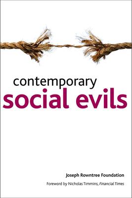 Cover for Contemporary social evils