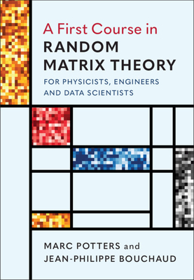 A First Course in Random Matrix Theory Cover Image