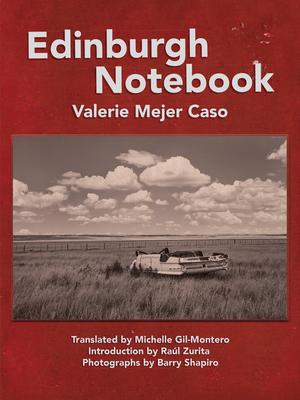 Edinburgh Notebook Cover Image