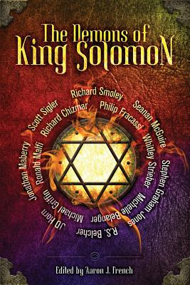 The Demons of King Solomon Cover Image