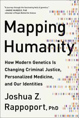 Cover for Mapping Humanity