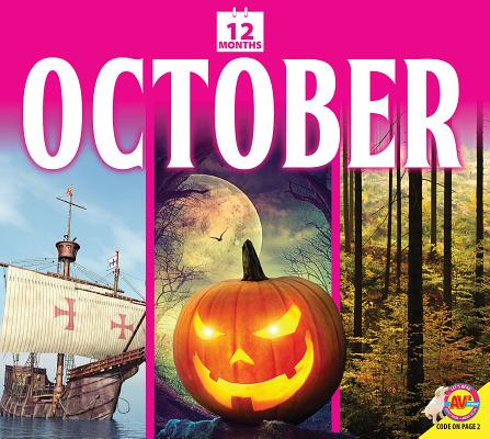 October (12 Months) Cover Image