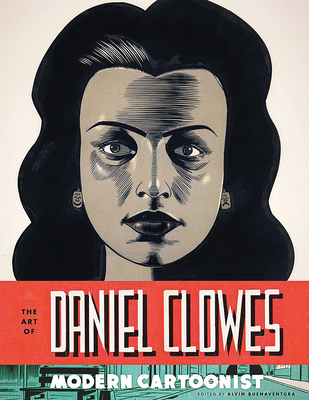 The Art of Daniel Clowes Cover