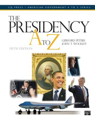 Cover for The Presidency A to Z