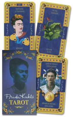 Frida Kahlo Tarot Deck Cover Image