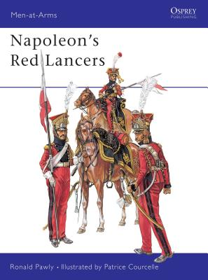 Napoleon's Red Lancers Cover