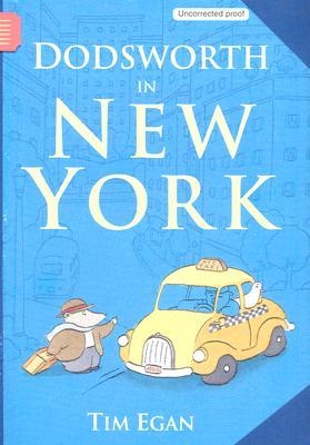 Dodsworth in New York Cover