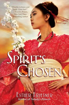 Spirit's Chosen Cover